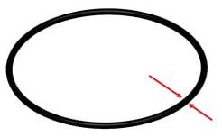 ingress Radial Seal Front