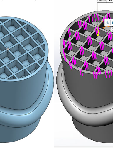 Solidworks vs. Onshape - A Brief Overview